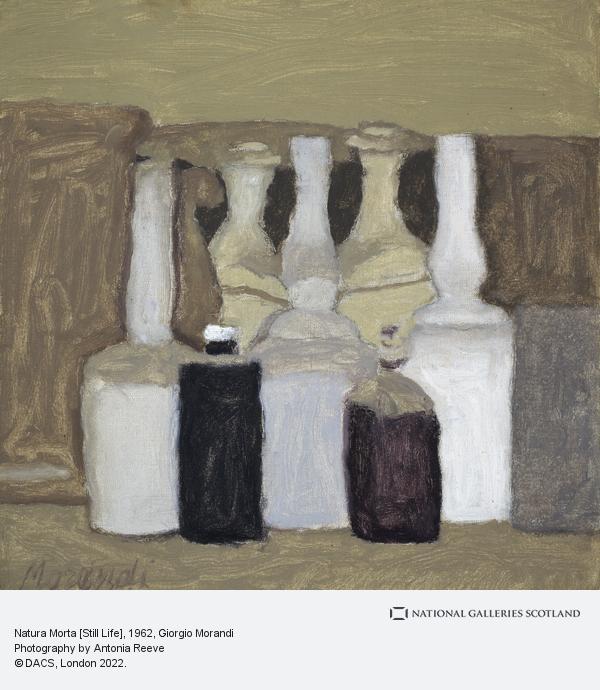 Giorgio Morandi, Natura Morta [Still Life]