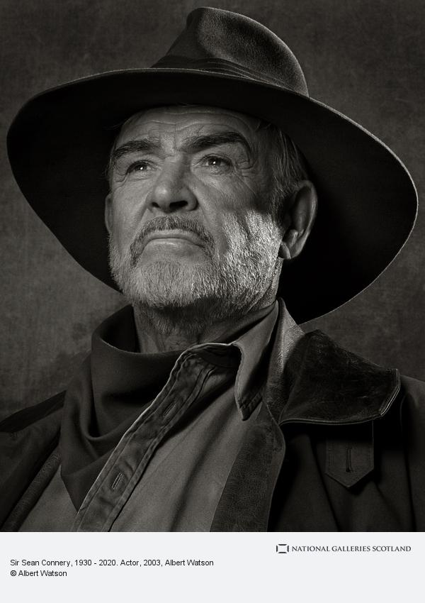 Albert Watson, Sean Connery, b. 1930. Actor