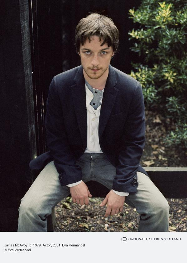 Eva Vermandel, James McAvoy, b. 1979. Actor (July 2004)