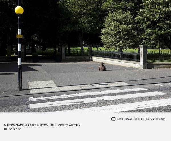 Antony Gormley, 6 TIMES HORIZON from 6 TIMES (2010)