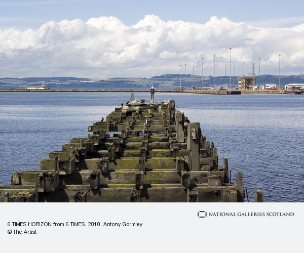 Antony Gormley, 6 TIMES HORIZON from 6 TIMES