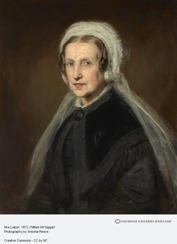 William McTaggart, Mrs Leiper