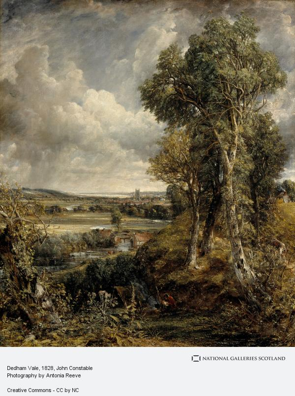 John Constable, The Vale of Dedham (1828)