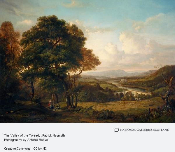 Patrick Nasmyth, The Valley of the Tweed