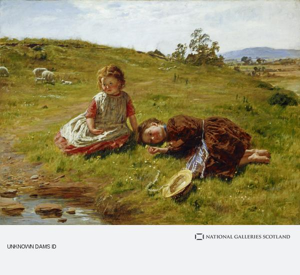 William McTaggart, Spring (1864)