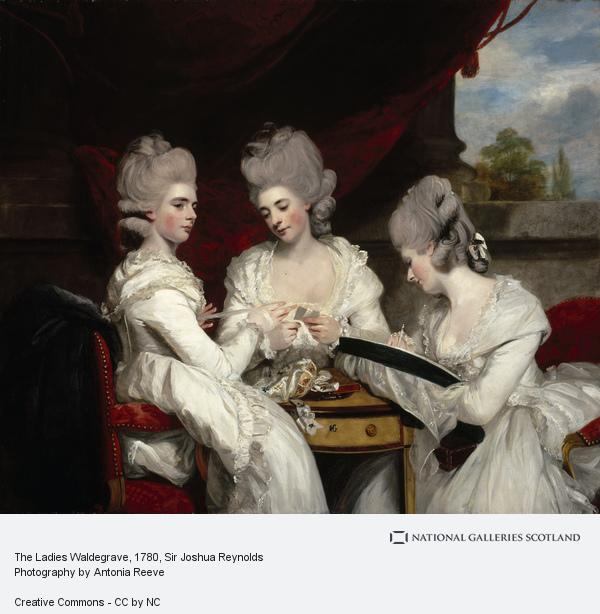 Sir Joshua Reynolds, The Ladies Waldegrave