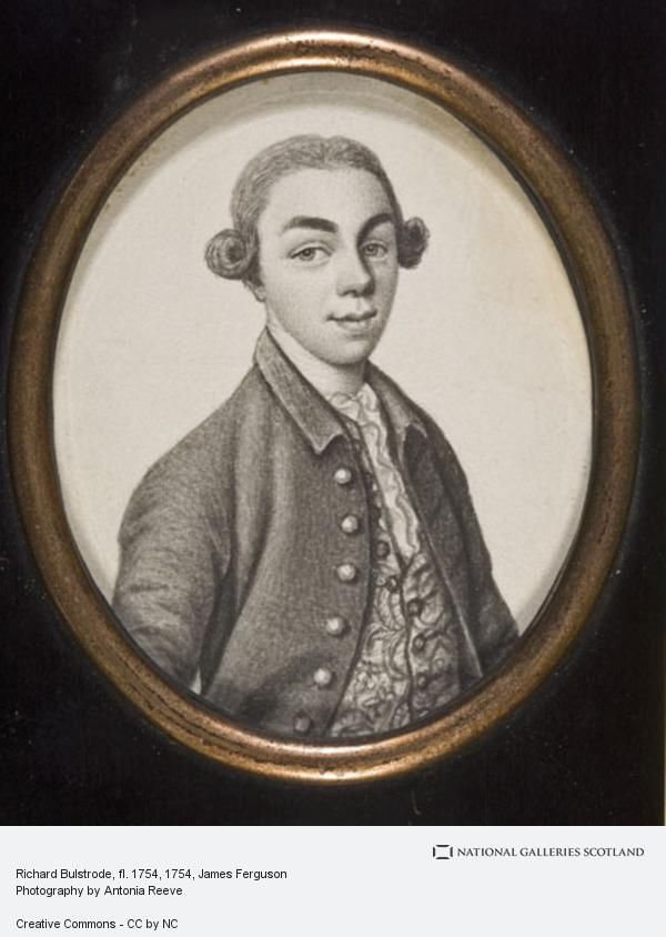 James Ferguson, Richard Bulstrode, fl. 1754