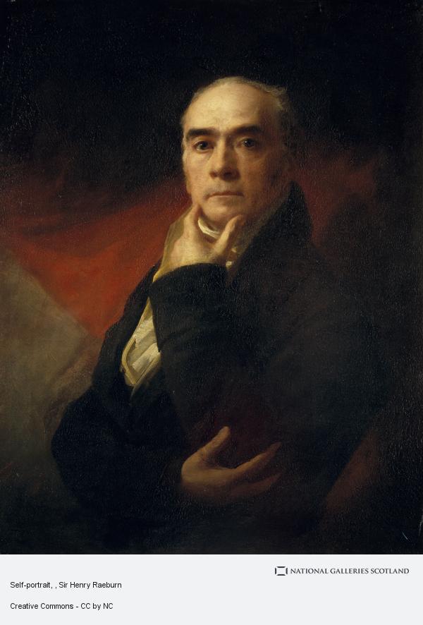 Sir Henry Raeburn, Self-portrait