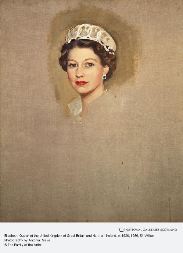 Sir William Oliphant Hutchison, Elizabeth, Queen of the United Kingdom of Great Britain and Northern Ireland, b. 1926