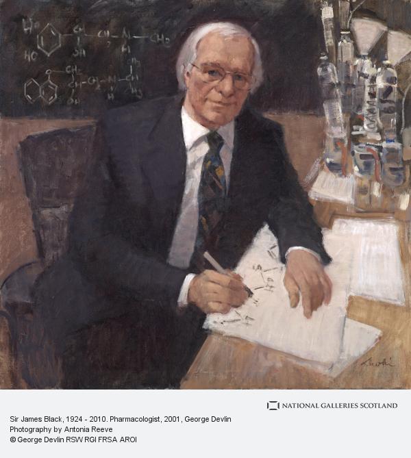 George Devlin, Sir James Black, 1924 - 2010. Pharmacologist