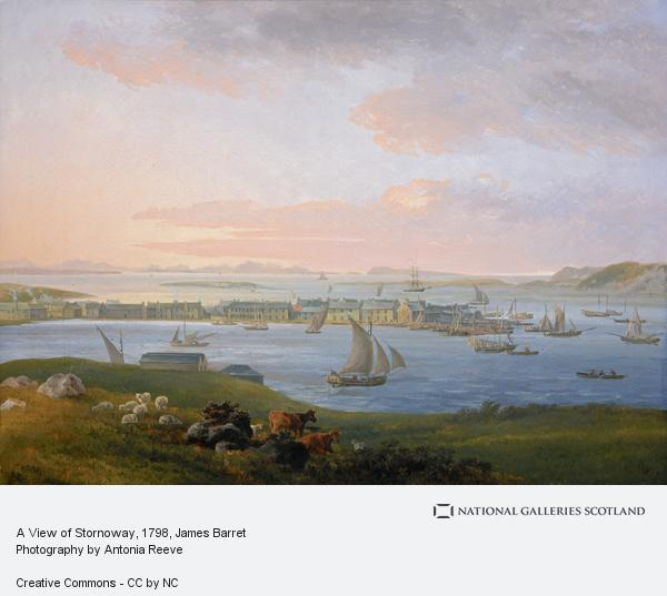 James Barret, A View of Stornoway