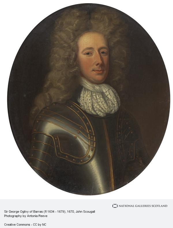 John Scougall, Sir George Ogilvy of Barras (fl 1634 - 1679)