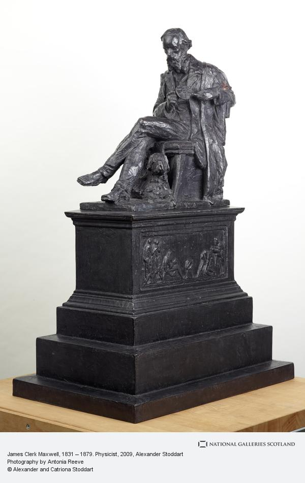 Alexander Stoddart, James Clerk Maxwell, 1831 – 1879. Physicist