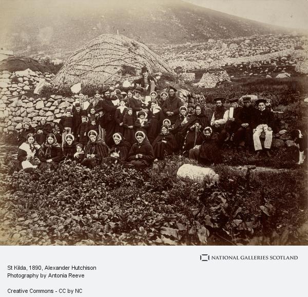 Alexander Hutchison, St Kilda (About 1890)