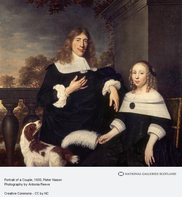 Pieter Nason, Portrait of a Couple