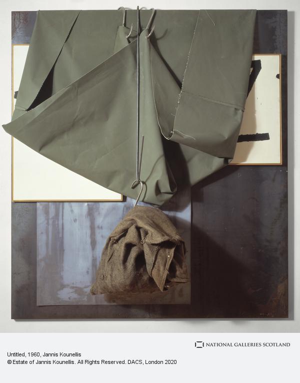 Jannis Kounellis, Untitled (1960 - 1968)