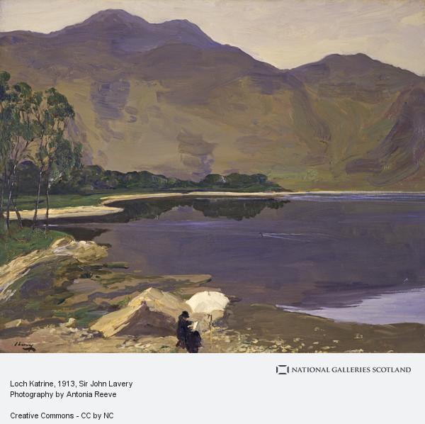 Sir John Lavery, Loch Katrine