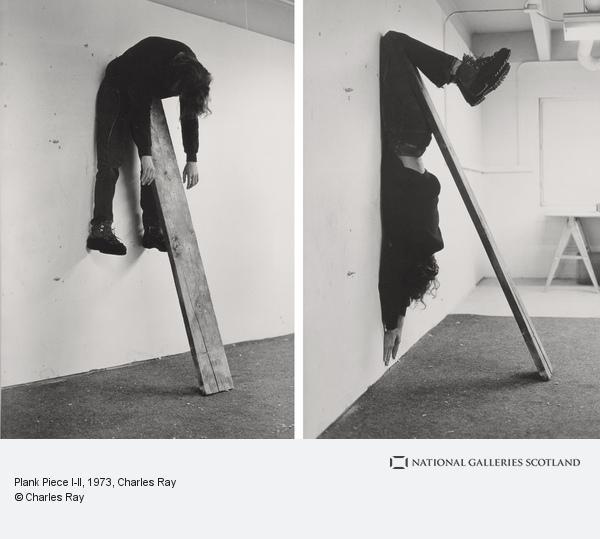 Charles Ray, Plank Piece I-II