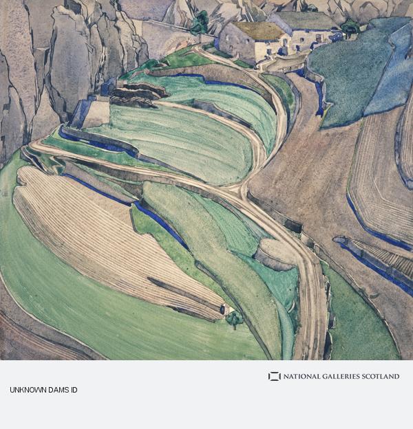 Charles Rennie Mackintosh, Mont Alba (About 1924 - 1927)