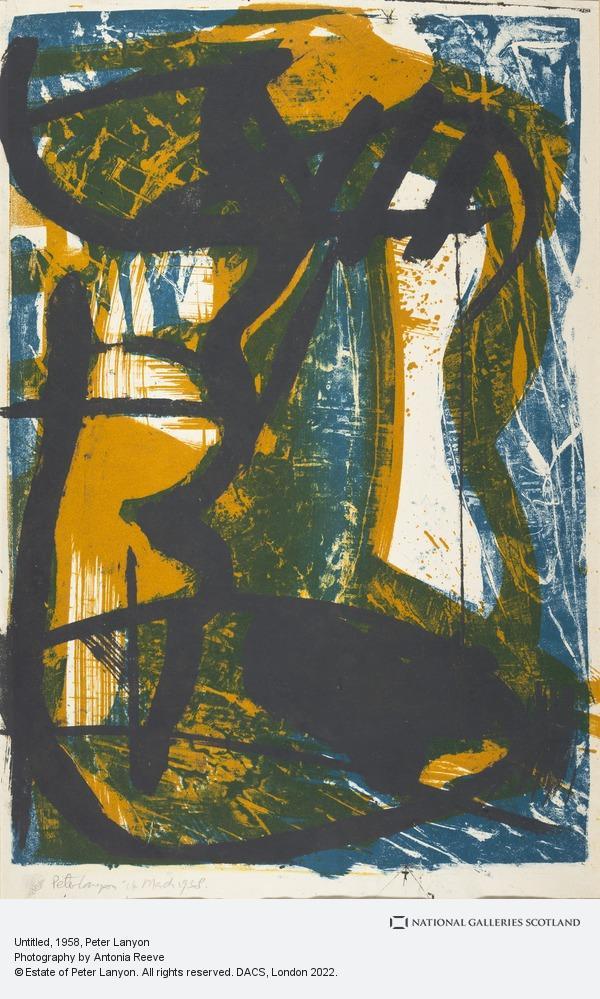 Peter Lanyon, Untitled