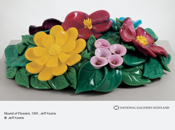 Jeff Koons, Mound of Flowers
