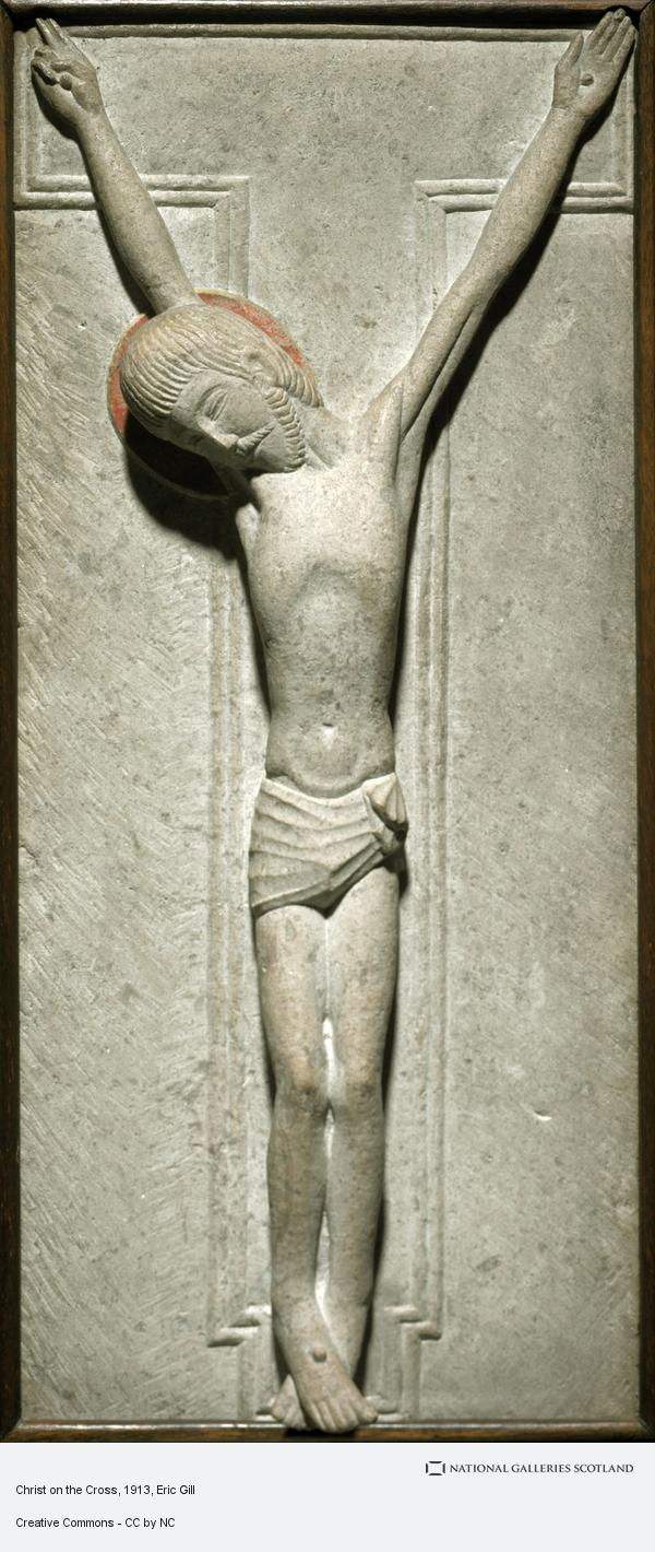 Eric Gill, Christ on the Cross