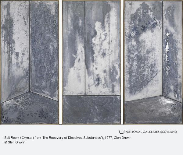 Glen Onwin, Salt Room / Crystal (from 'The Recovery of Dissolved Substances')