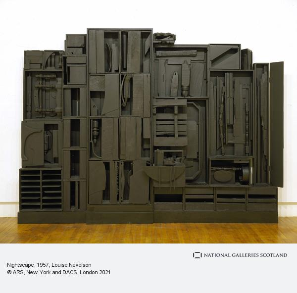 Louise Nevelson, Nightscape