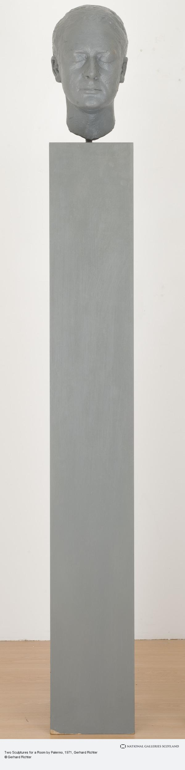 Gerhard Richter, Two Sculptures for a Room by Palermo