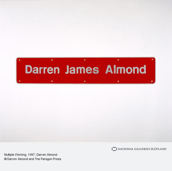 Darren Almond, Multiple Working