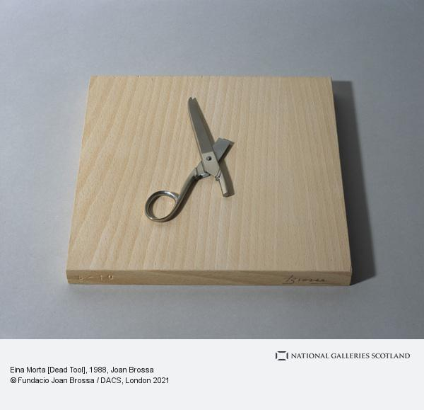 Joan Brossa, Eina Morta [Dead Tool]