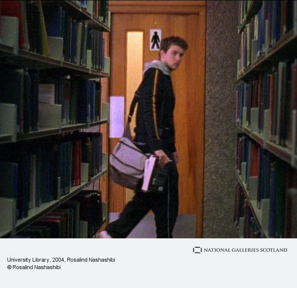 Rosalind Nashashibi, University Library