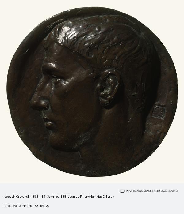 James Pittendrigh MacGillivray, Joseph Crawhall, 1861 - 1913. Artist
