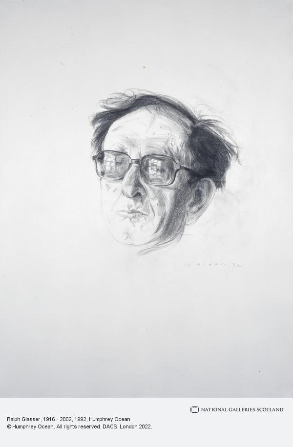 Humphrey Ocean, Ralph Glasser, 1916 - 2002 (1992)