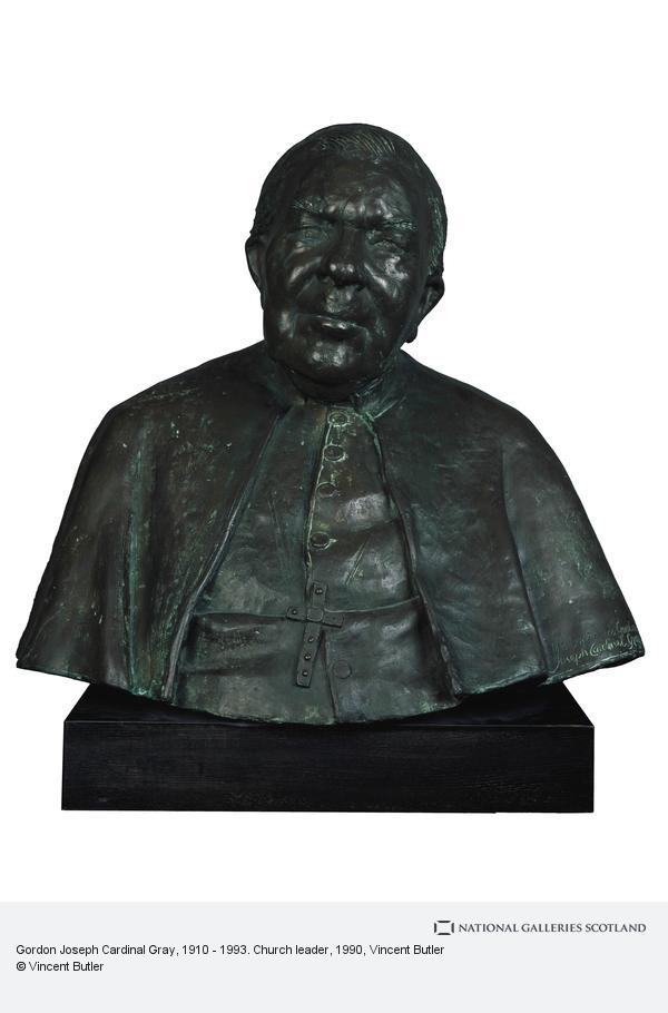 Vincent Butler, Gordon Joseph Cardinal Gray, 1910 - 1993. Church leader