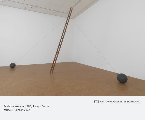 Joseph Beuys, Scala Napoletana (1985)