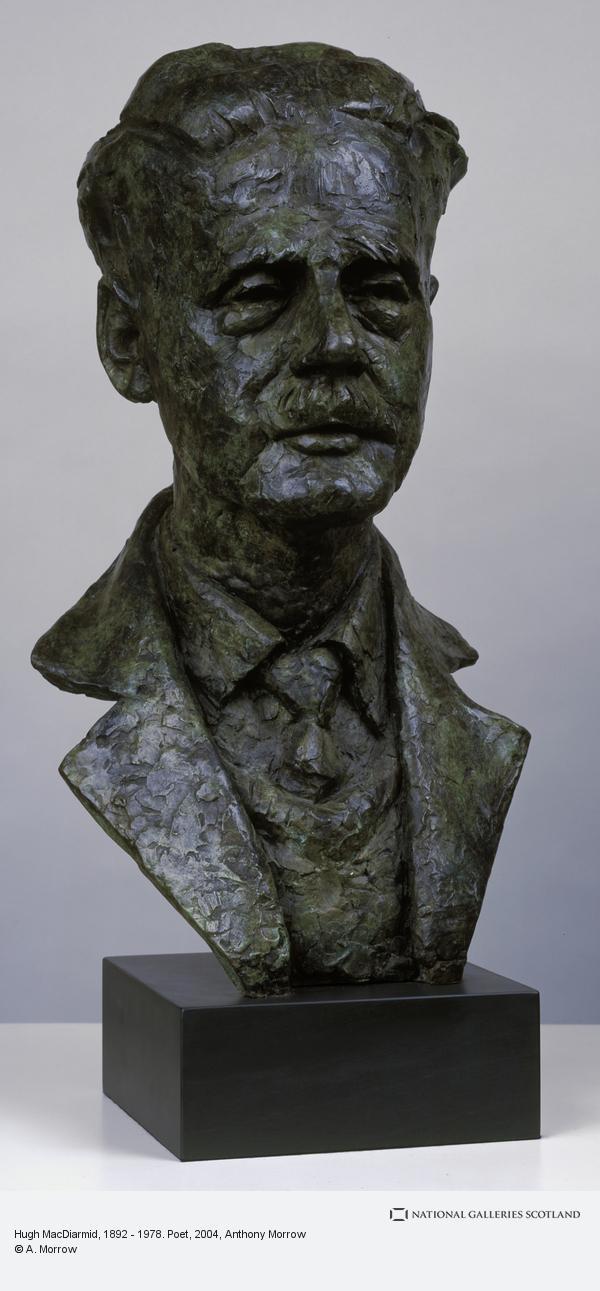 Anthony Morrow, Hugh MacDiarmid, 1892 - 1978. Poet