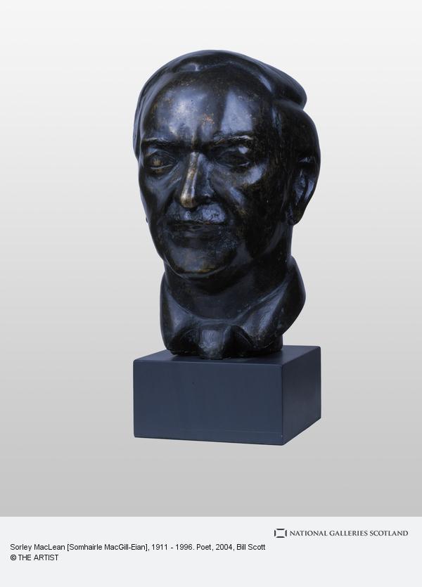 Bill Scott, Sorley MacLean [Somhairle MacGill-Eian], 1911 - 1996. Poet