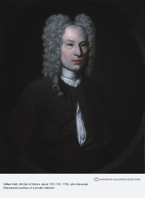 John Alexander, William Keith, 4th Earl of Kintore, about 1701-1761