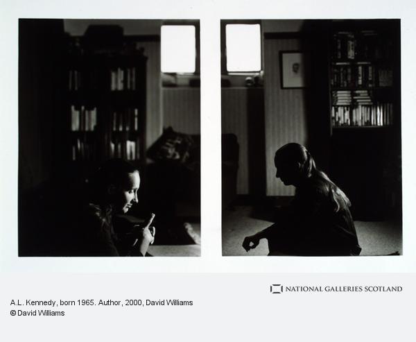 David Williams, A.L. Kennedy, born 1965. Author (2000)
