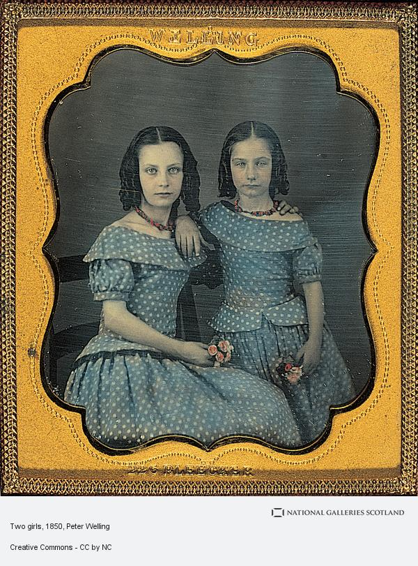 Peter Welling, Two girls