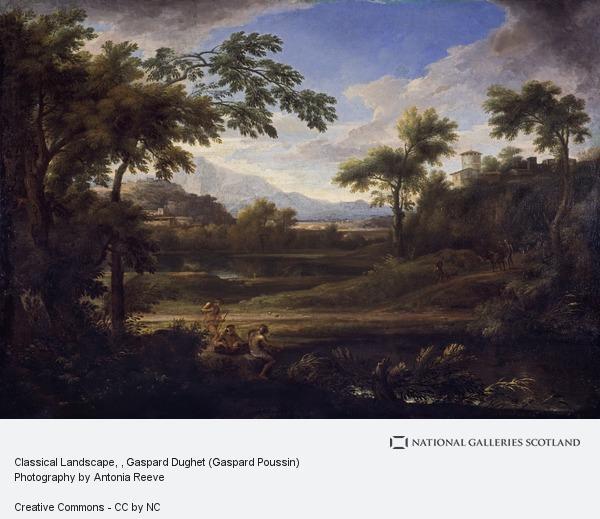 Gaspard Dughet (Gaspard Poussin), Classical Landscape