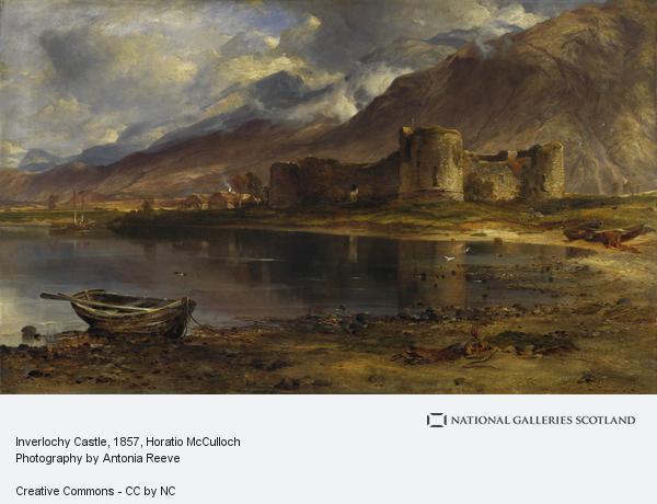 Horatio McCulloch, Inverlochy Castle (1857)