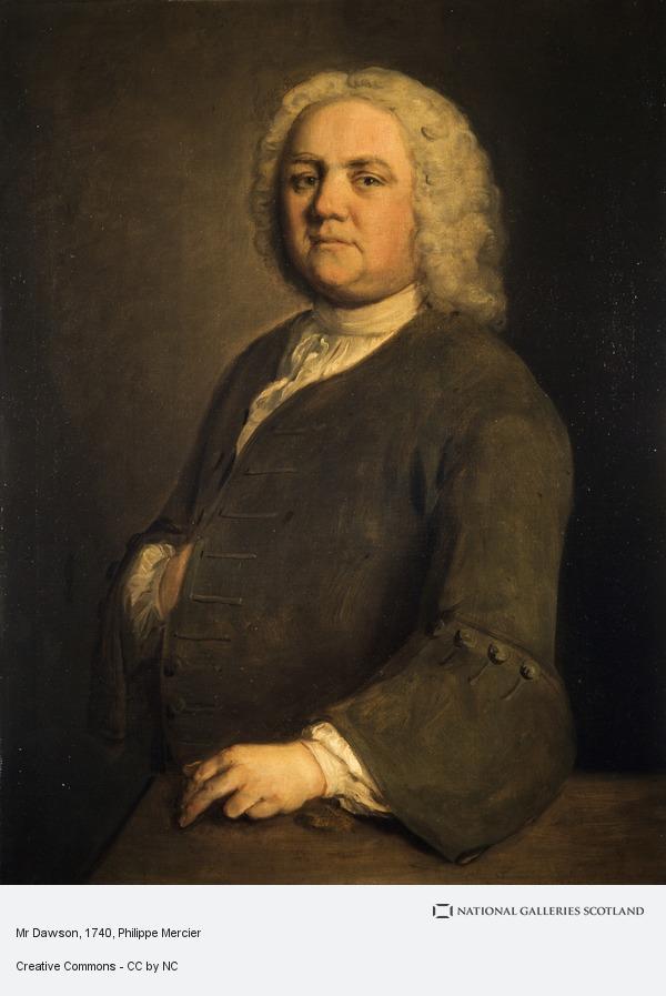 Philippe Mercier, Mr Dawson