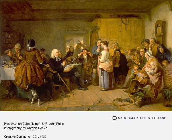 John Phillip, Presbyterian Catechising