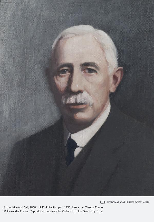 Alexander 'Sandy' Fraser, Arthur Kinmond Bell, 1868 - 1942. Philanthropist