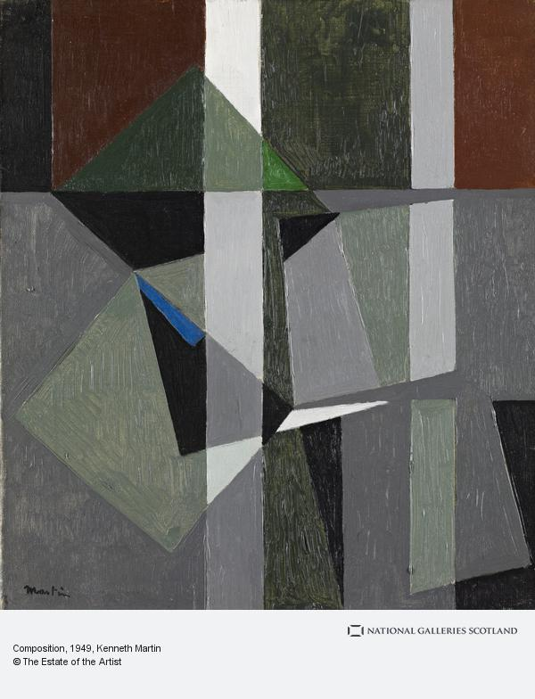Kenneth Martin, Composition
