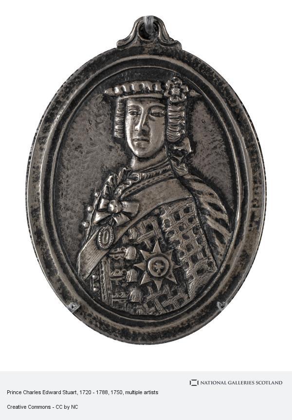 Unknown, Prince Charles Edward Stuart, 1720 - 1788