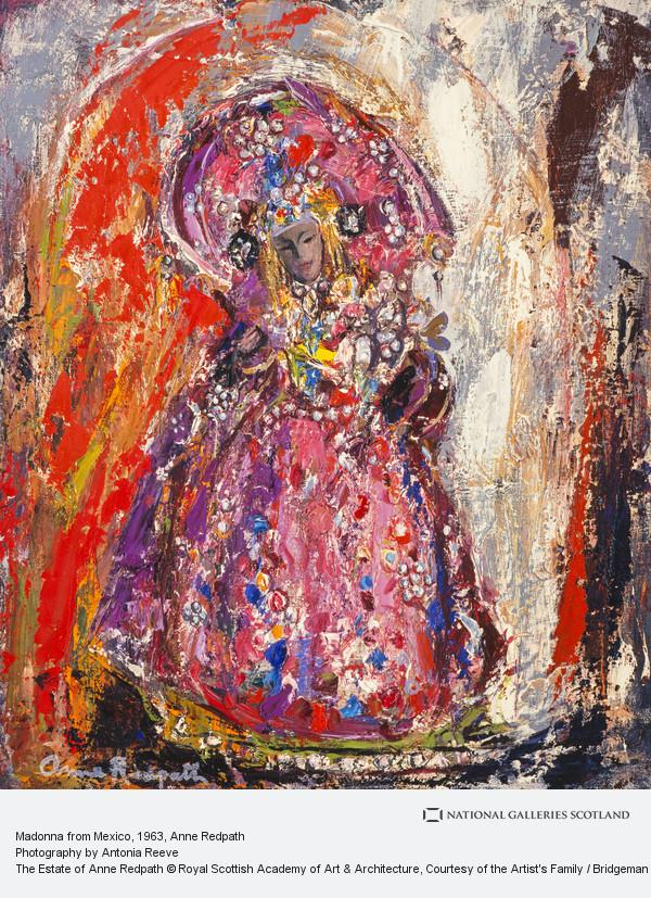 Anne Redpath, Madonna from Mexico