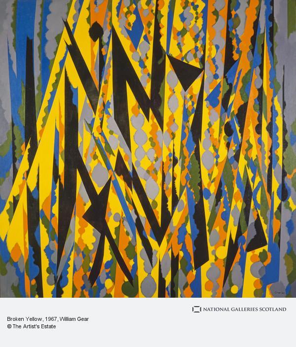William Gear, Broken Yellow